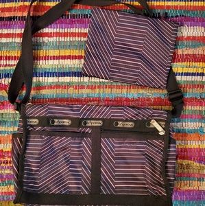 LeSportsac Purse and Matching Coin Purse/Wallet